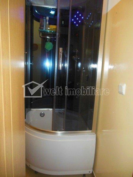 Inchiriere apartament 3 camere, mobilat nou, Floresti,  Sesul de Sus