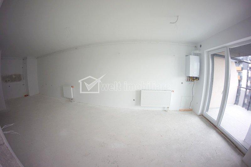 Vanzare apartament 2 camere, Grand Park Residence, orientare Vest, terasa 12 mp