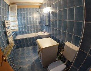 Apartament 2 camere, 65 mp, semidecomandat, utilat, mobilat modern, Gheorgheni
