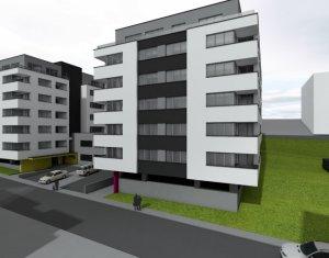 Vanzare apartament cu 3 camere, 3 bai, terasa, Calea Baciului, proiect nou