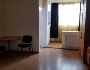 Vindem apartament cu o camera,35 mp, etaj intermediar, mobilat, utilat, Manastur