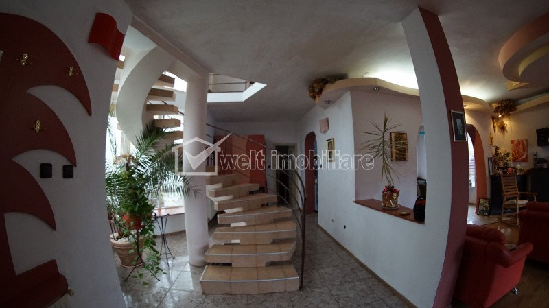 House 4 rooms for rent in Cluj-napoca, zone Andrei Muresanu