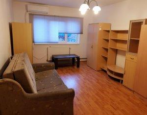 Apartament 2 camere, 50 mp, decomandat, balcon, garaj, finisat, mobilat, Baciu