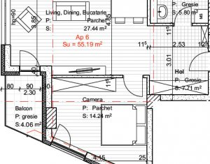 Proiect nou, zona Dambul Rotund, Lidl, apartmanete cu 1,2,3 camere,1000 euro/mp