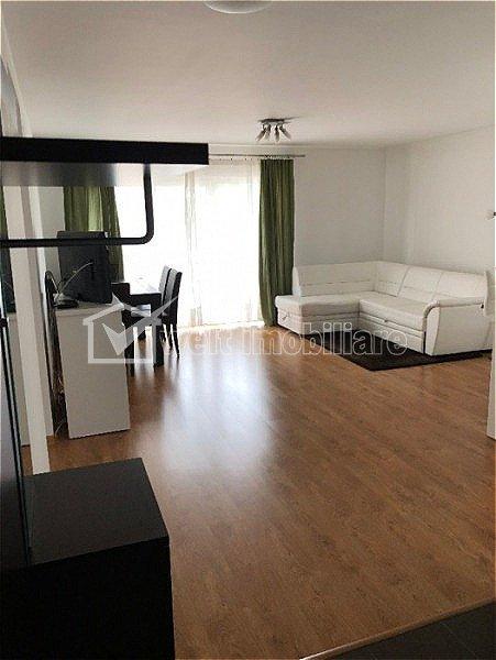 Apartament 3 camere,semidecomandat, mobilat si utilat,Zorilor