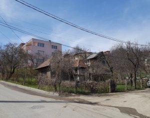 Teren cu panorama pt constructie casa sau duplex, str Uliului Grigorescu
