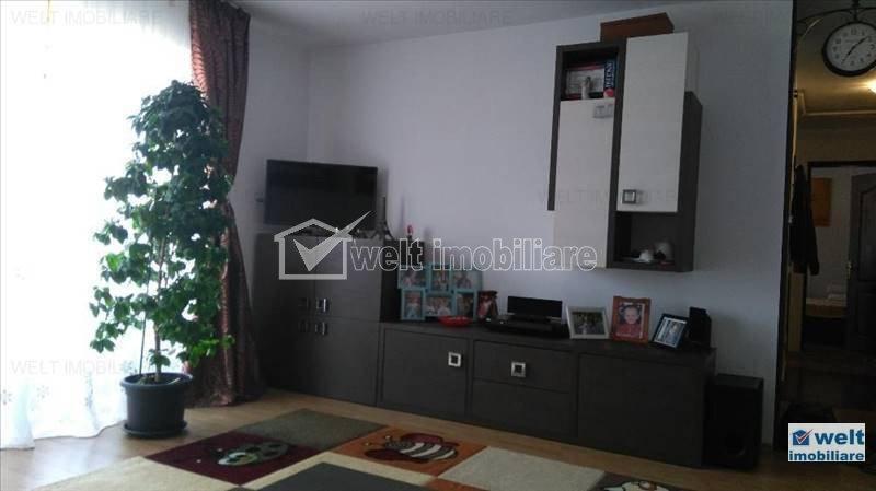 Apartament 2 camere, finisat si mobilat, in Baciu